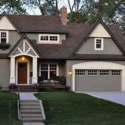 Gray Exterior House Paint Color
