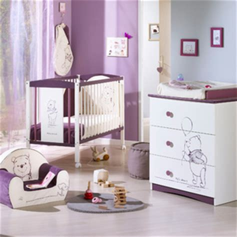 chambre winnie l ourson decoration chambre bebe winnie l ourson