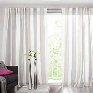 Vorhang Grau Weiß Gestreift : vorhang grau wei gestreift hausumbau planen ~ Whattoseeinmadrid.com Haus und Dekorationen