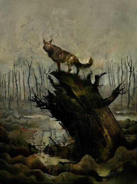 Black Dog – the Dreams of Paul Nash by Dave McKean | Lakes ...