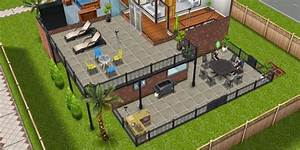 Sims Freeplay Peaceful Patio Quest
