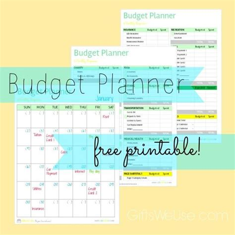 budget planner gifts   dave ramsey pinterest