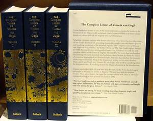 november 2014 new arrivals With complete letters of van gogh
