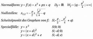 Nullstellen Berechnen Quadratische Funktion Aufgaben : quadratische funktionen funktionen ~ Themetempest.com Abrechnung