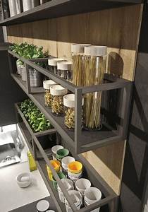 Beautiful, Modern, Ideas, For, Kitchen, Design, In, Industrial, Style