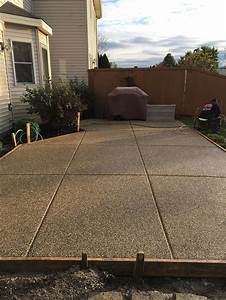 Residential, Exposed, Aggregate, Concrete, Patios, -, Photo, Gallery, -, Fortisgw