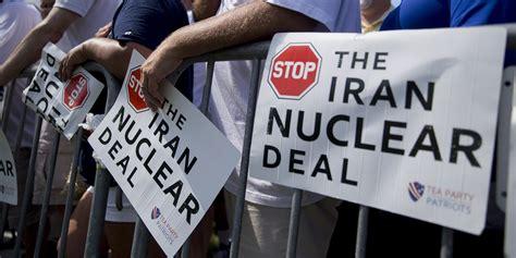 benefits    sabotaged iran nuclear deal