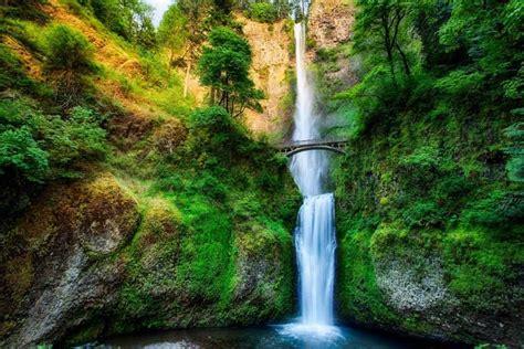 The Most Beautiful Waterfalls Across World