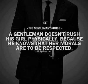 Real Gentleman Quotes. QuotesGram