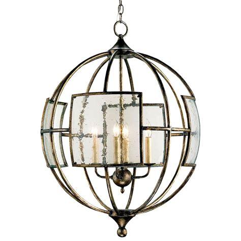 chandeliers pendant lights broxton seeded glass 4 light orb pendant lantern kathy