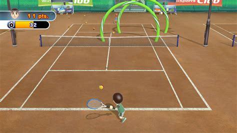 Wii Sports Club: Tennis (Wii U eShop) Game Profile | News ...