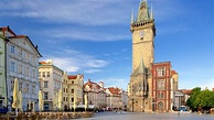 Old Town Hall Tower in Prague, | Expedia.ca