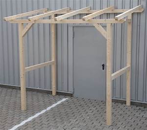 Vordach Hauseingang Holz Bauanleitung : vordach vorbau unterstand haust r berdachung holzvordach 2x2 5 m 200x250 cm ebay ~ A.2002-acura-tl-radio.info Haus und Dekorationen