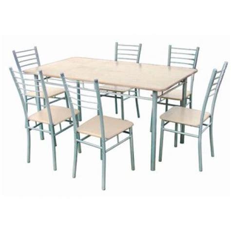 ensemble table et chaise de cuisine pas cher chaise et table de cuisine mobilier sur enperdresonlapin