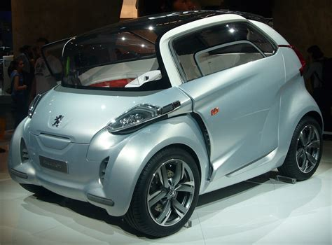 Electric Automobiles For Sale by Peugeot Bb1 Electric Concept 2009 Automobiles