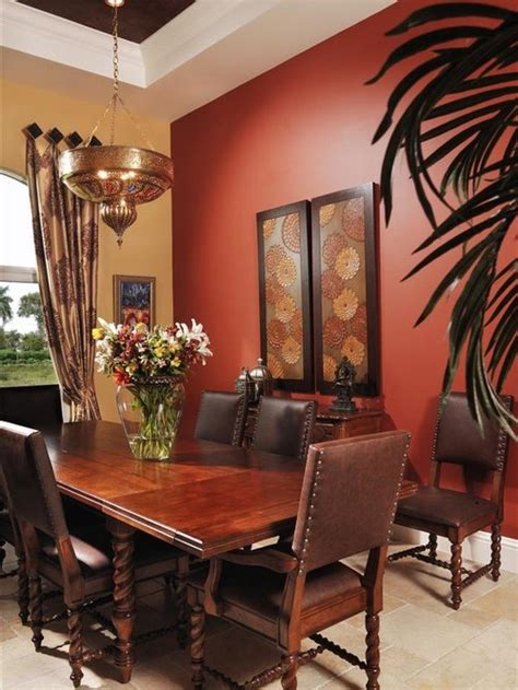 wall color for dining room home design ideas pictures
