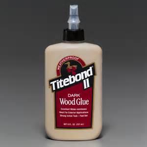titebond ii wood glue