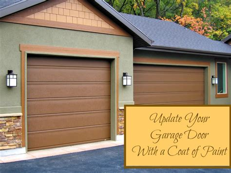 how to paint a garage door how to paint a garage door neighborhood garage door repair