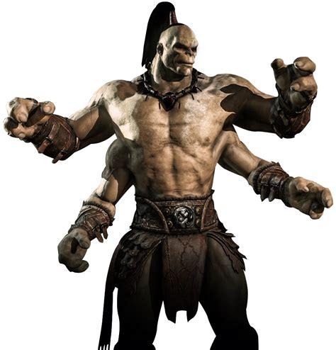 Goro Mortal Kombat Wiki Fandom Powered By Wikia