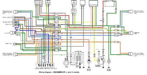 wiring diagram of honda cg 125 honda cg 125 wiring diagram alfa romeo 147 wiring diagram