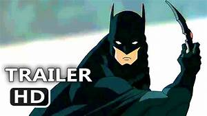 Justice League Dark Official Trailer Batman 2017 Dc