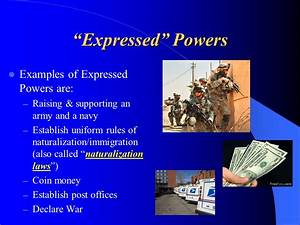 The Powers of Congress. - ppt video online download