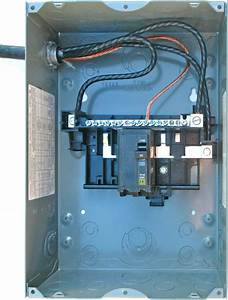 Square D Panel Wiring Diagram