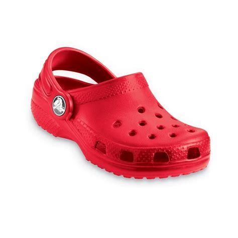 crocs  kids  sale august  store deals