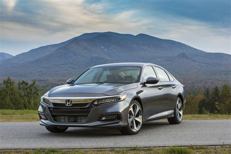 The 2018 Honda Accord 20t Is, In Fact, Quicker Than A