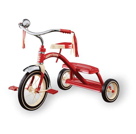 radio flyer dual deck tricycle classic pink radio flyer classic tricycle china wholesale radio
