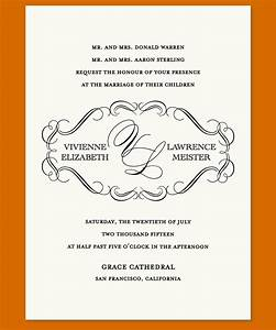 12 sample wording for wedding invitations With examples of wedding invitation verbiage