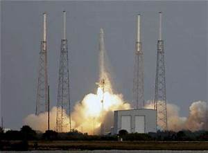 SpaceX company fixes Dragon capsule problem (Update)