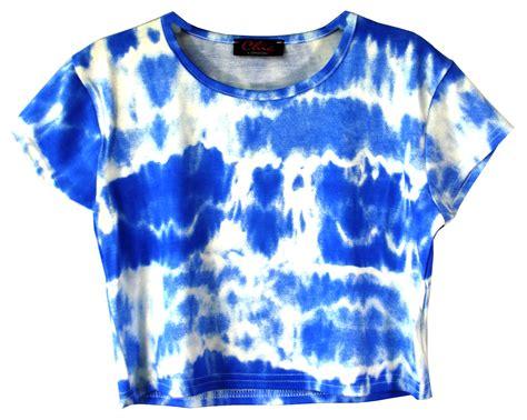 Girls New Tie Dye Leggings Stretchy Crop Top T-shirt Size