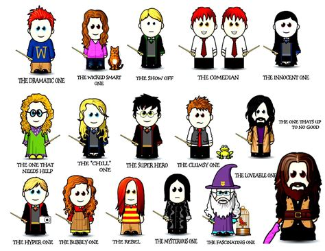 harry potter characters harry potter fan art 19989420