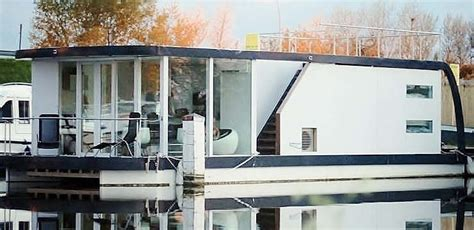 Haus Mieten Urlaub Belgien by Luxus Hausboot In Belgien Am Meer Ferienhaus Im Wasser