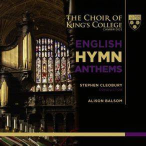 English Hymn Anthems - Alison Balsom, Parry, The Choir Of ...
