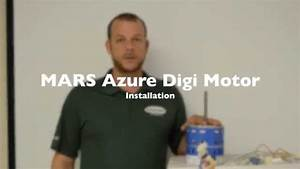 Tech Tip  8  How To Install A Mars Azure Digi Motor