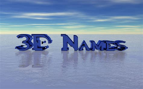 3d Name Wallpapers Animations - 3d name wallpapers animations