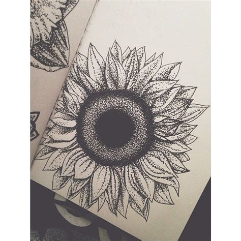 sunflower drawing tumblr google search body canvas pinterest sunflower drawing drawings