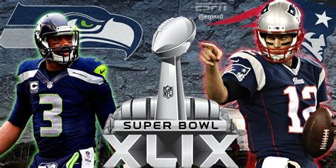 super bowl xlix   patriots    seahawks