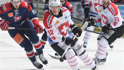 Sport.de auf facebook sport.de auf twitter sport.de auf instagram. Eishockey: Schweiz besiegt Slowakei beim Deutschland Cup   Augsburger Allgemeine