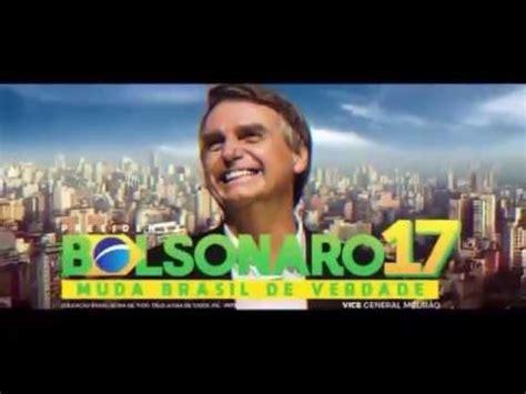 jingle campanha bolsonaro muda brasil eleicoes