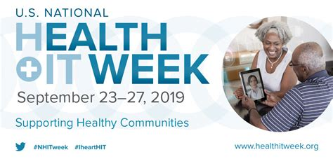 marketing national health  week
