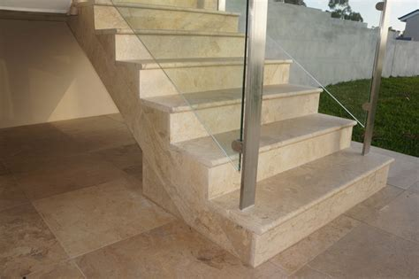 external floors traditional staircase