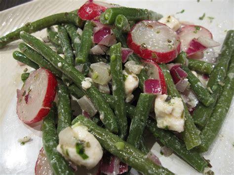 salade de haricots verts 224 la feta legumes et chocolat