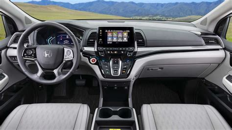 Learn more about the 2019 honda odyssey. 2021 Honda Odyssey Interior - 5110160