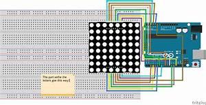 Programming 8x8 Led Matrix