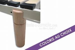 Pied De Sommier : pieds de lit en bois pour cadre lattes sedac ou duvivier ~ Premium-room.com Idées de Décoration