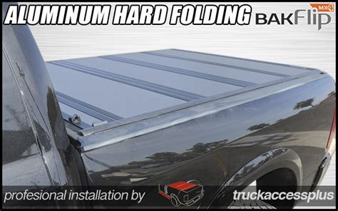 bakflip truck bed covers truck access