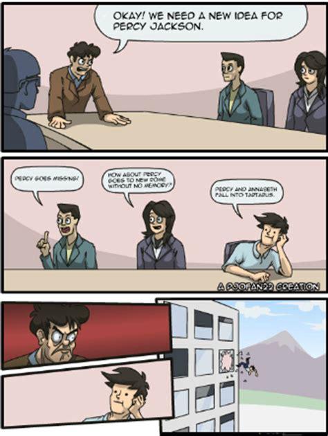 New Idea Meme - heroes of olympus new ideas meme by pjofan22 on deviantart